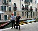About me in Venice Italy
