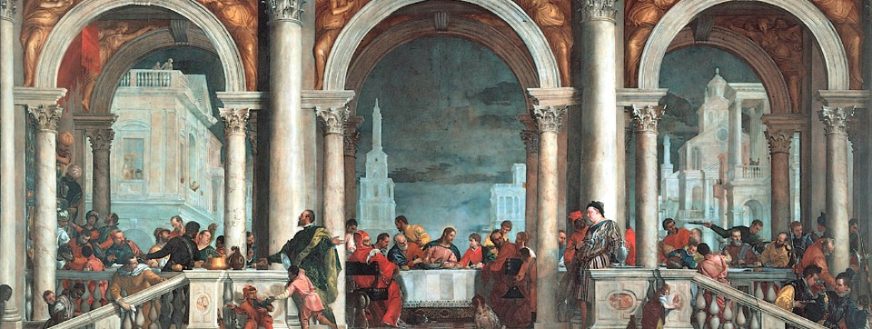 Last Supper Accademia Gallery