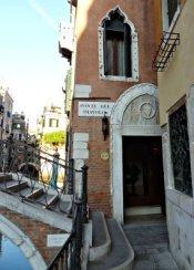 Sleeping in Venice Italy Hotel Priuli