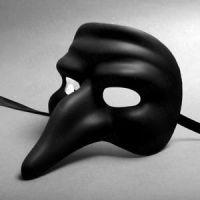 Pantolone Venice Carnival Mask