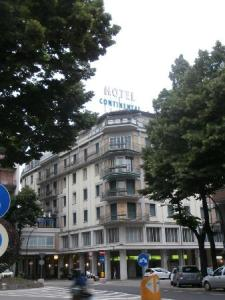 Hotels outside Venice - Continental Treviso