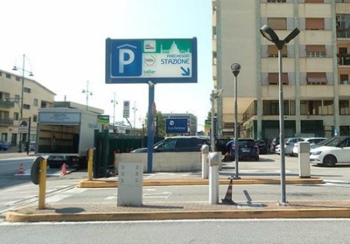 Parking mestre
