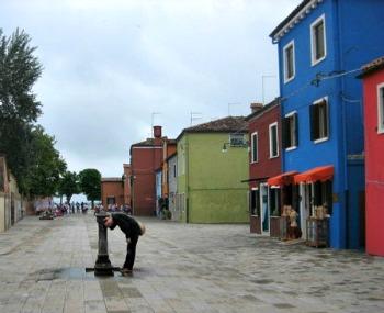 Burano square