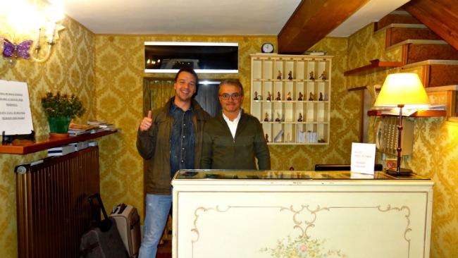 Budget Hotel Venice Italy Vagon