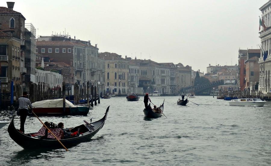 Venice Italy Attraction Venice Gondola