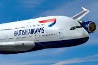 British Airway to Venice