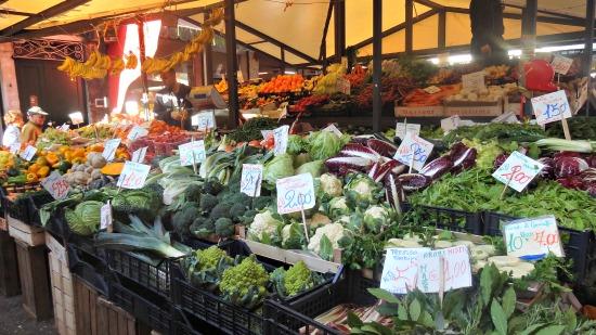 Rialto Market Venice Tourism