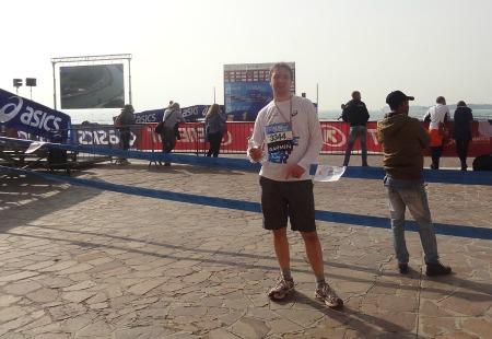 Run the 10KM in Venice Italy? I did it!