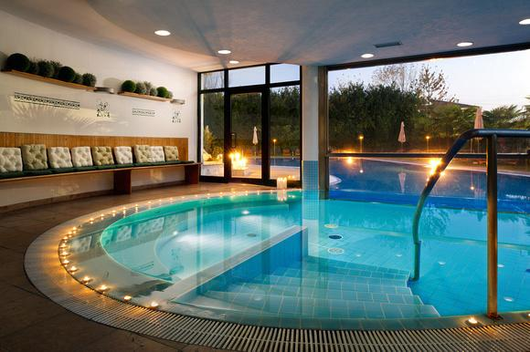 Swimming pool Hotel Bolognese Venice