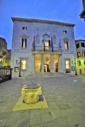 Teatro la Fenice from outside