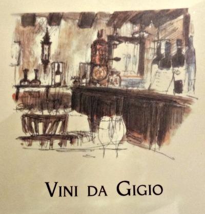 Venice Restaurant Vini da gigio