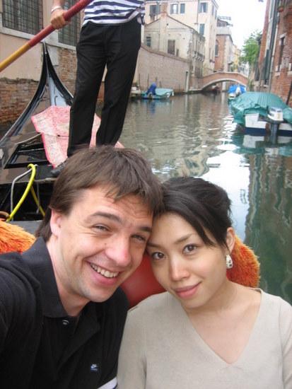 Romantic gondola with serenade cost in Venice