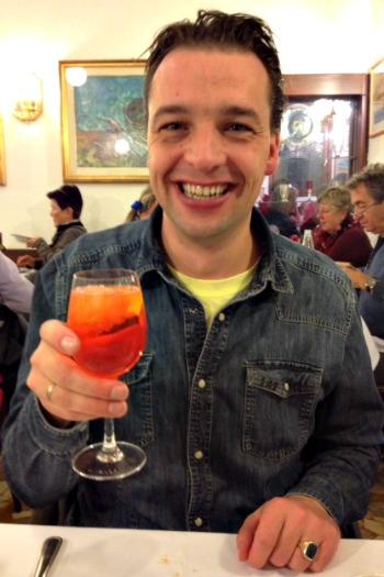 Restaurant Italy Venice Trattoria Spritz