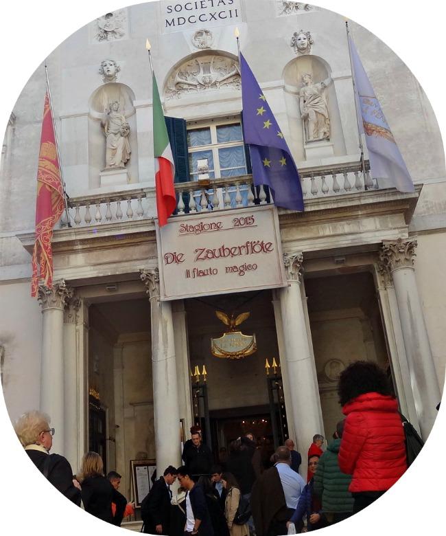 Opera Venice in Teatro la Fenice