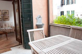 Apartment with terrace Venice Italy – Dorsoduro