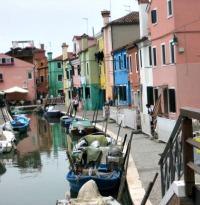 Burano Venice Tourism