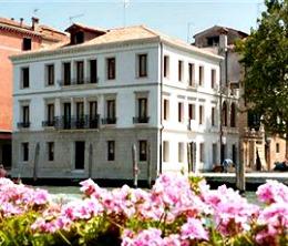 Hotel Canal Grande Venice Italy