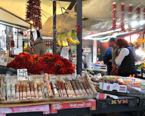 Rialto Market Italy