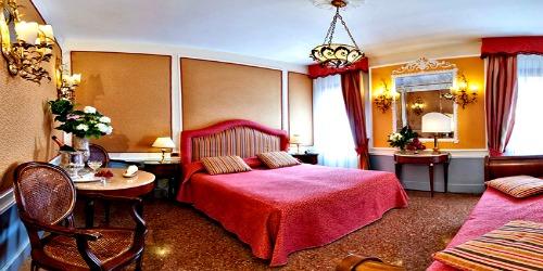 Venetian Hotel Room
