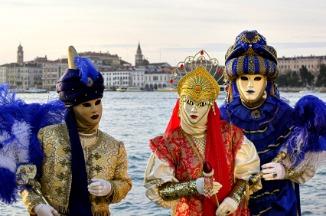Venice Italy Carnival history