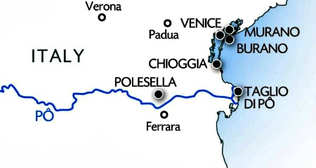 Cruise in Venice when travel to Venice