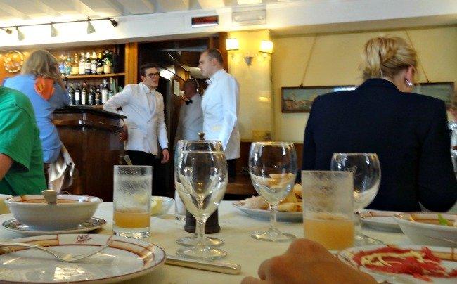 Harry 's Bar Venice Italy