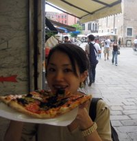 Venice Restaurants Pizza