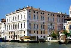 Palazzo Grassi in Venice Italy, modern art!