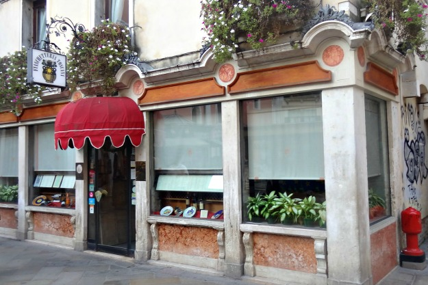 Venice Restaurants Traghetteria Toscana