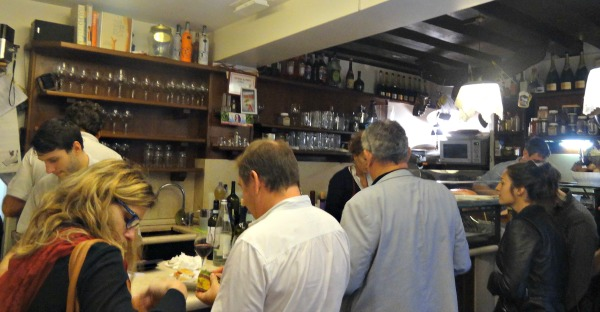 Venice Restaurants Osteria All'Arco