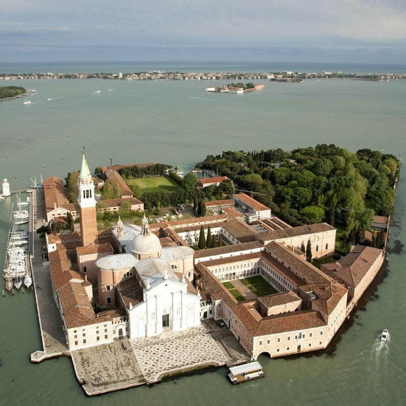 Cini Museum on the island of San Giorgio