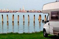 Campsite Venice Italy