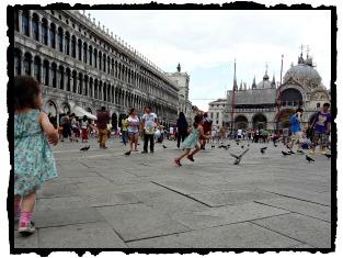 Venice San Marco Square