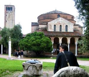 Torcello mosaics basilica