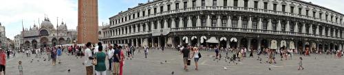 Piazza San Marco 360 - activity